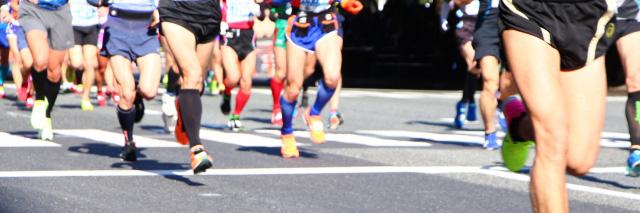 大阪マラソン・六甲縦走キャノンボールラン2014